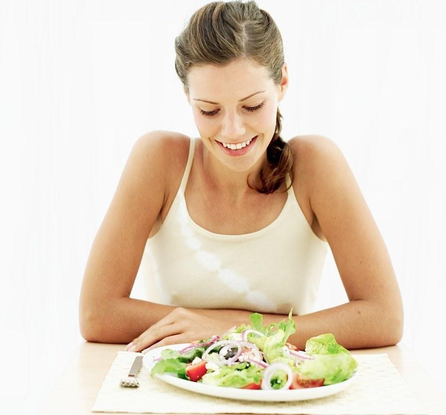 Еда без холестерина