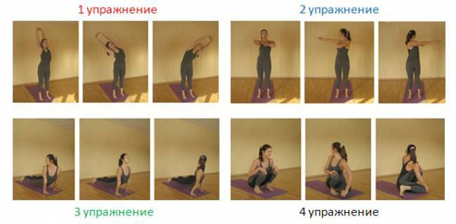 Упражнения Шанк Пракшалана