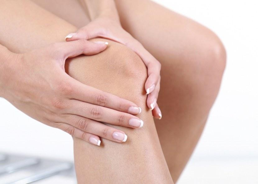 Отложение солей в коленном суставе