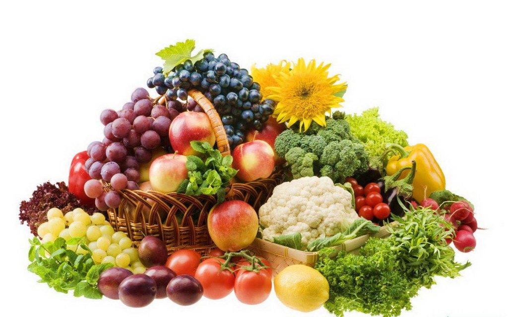 Растительная пища для очищения