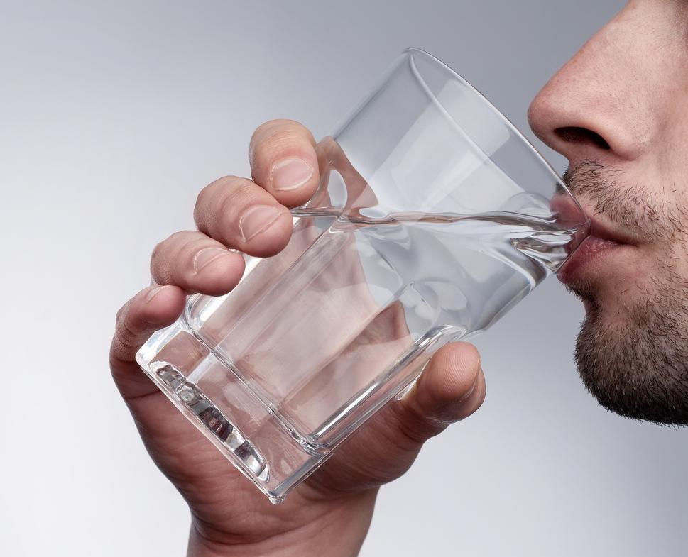 Употребление воды для профилактики