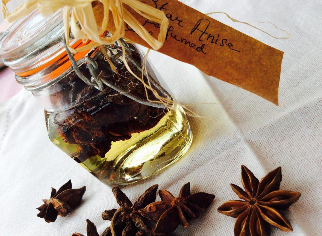 Эфирное масло на основе аниса