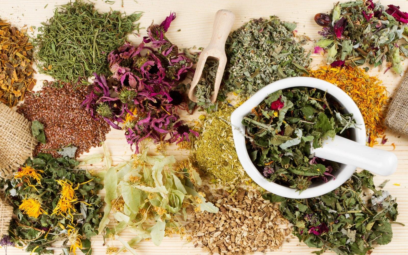 Травяной сбор от холестерина в аптеке