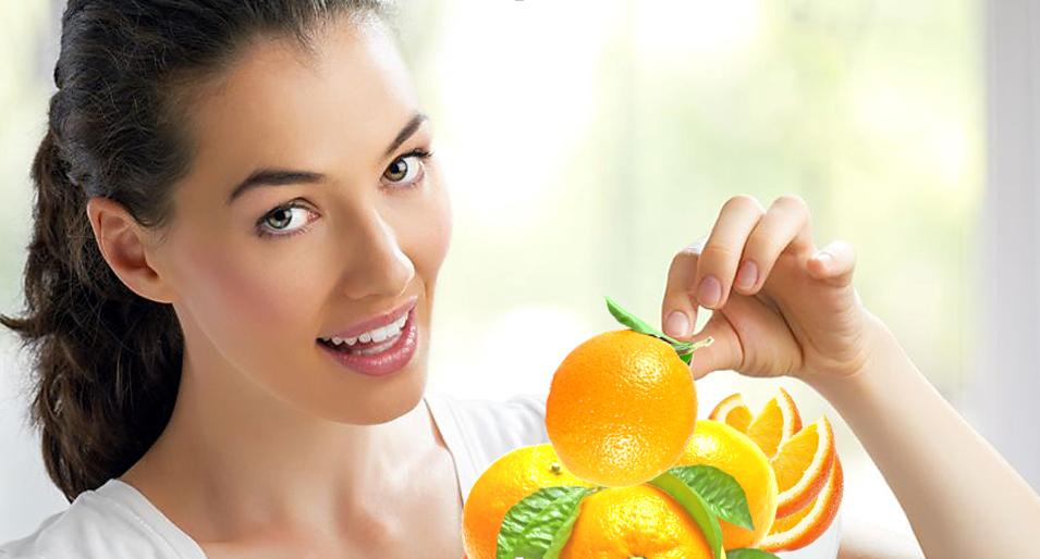 Употребление апельсина