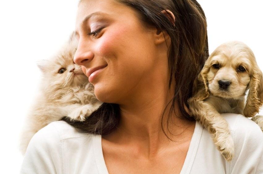 Контакт с животными причина заражения глистами