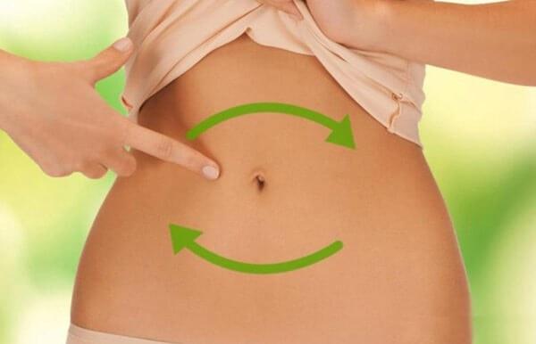Нормализация работы органов пищеварения