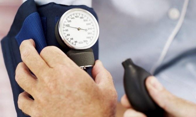 Повышенное кровяное давление