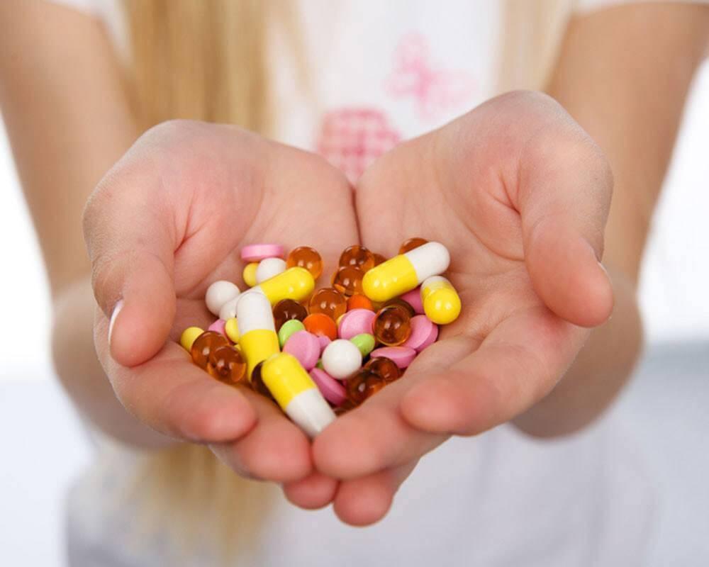 Бесконтрольный прием лекарственных средств