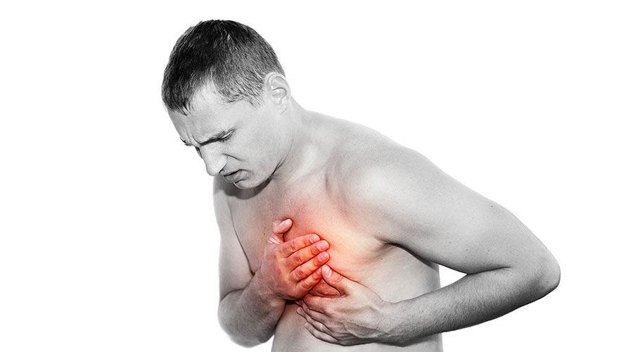 Болезненные ощущения в сердце