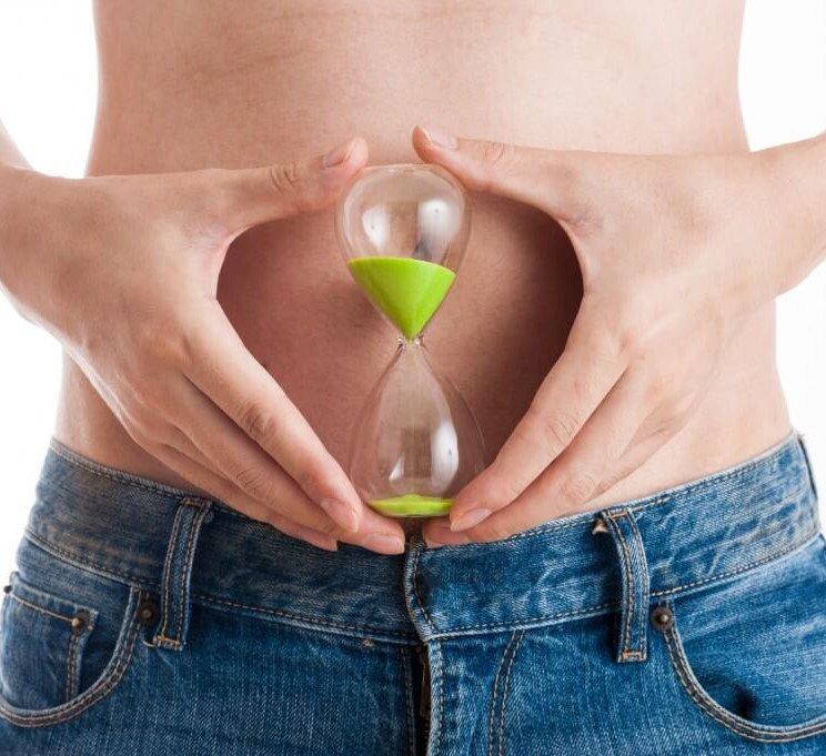 Стабилизируется работа органов пищеварения