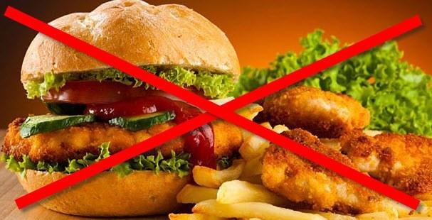 Нарушение в режиме питания