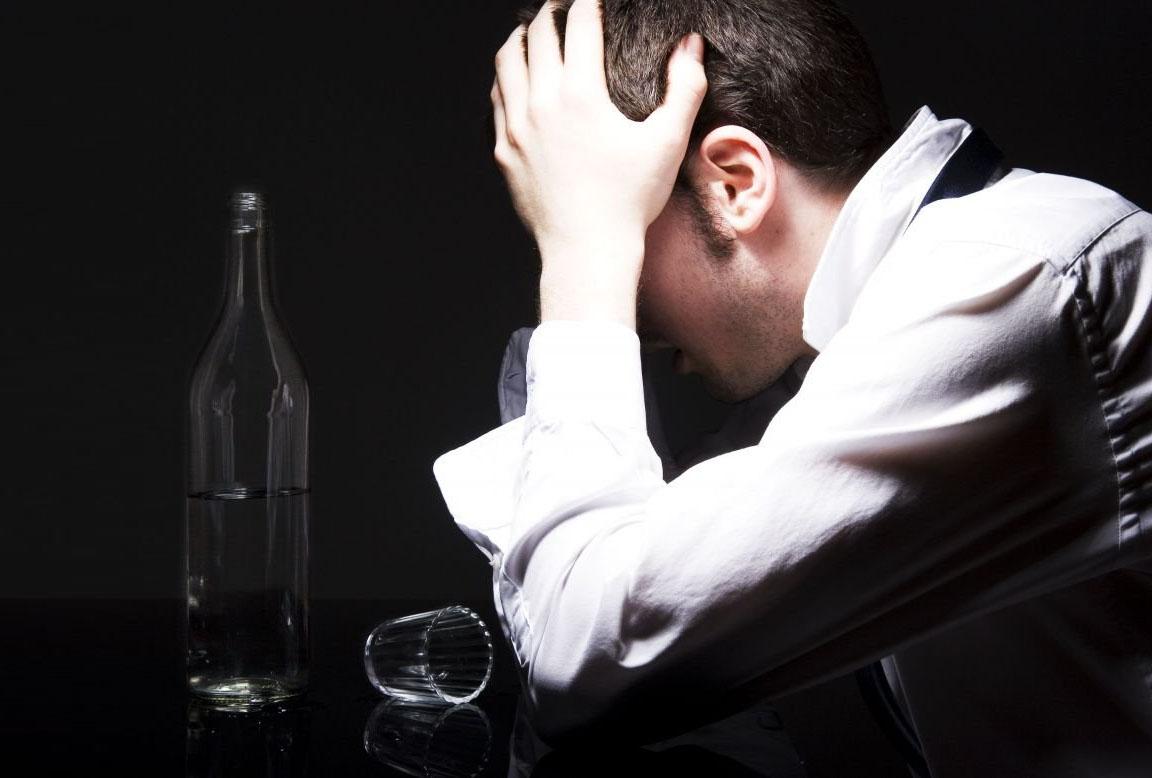 Прием алкоголя во время сильного эмоционального потрясения