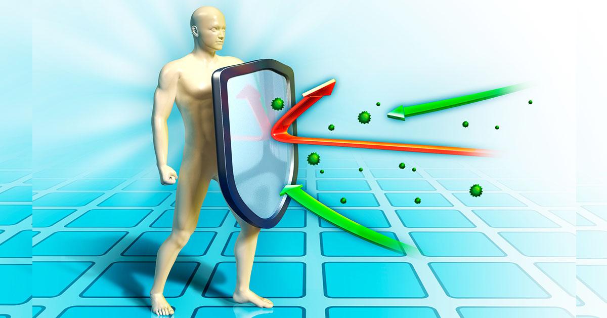 Повышение иммунных сил организма