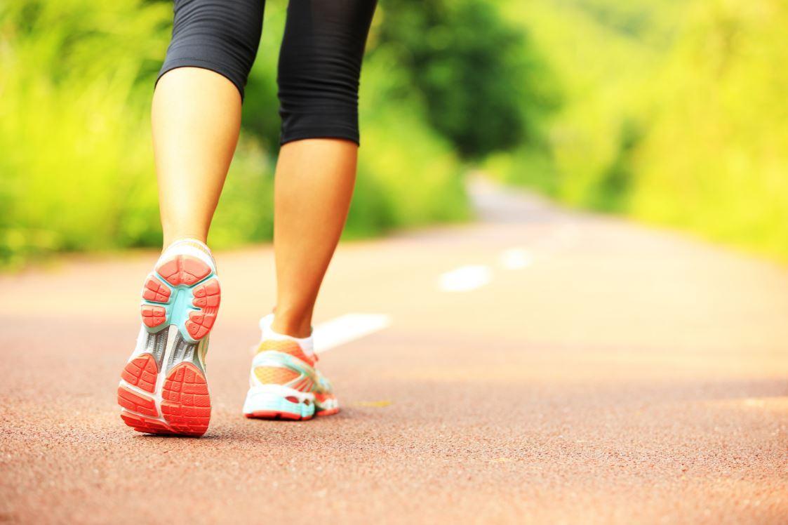Регулярные пешие прогулки