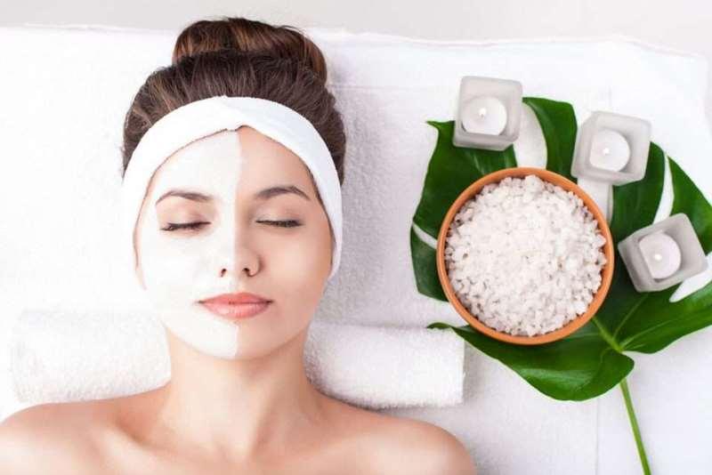 Использование риса в косметологии