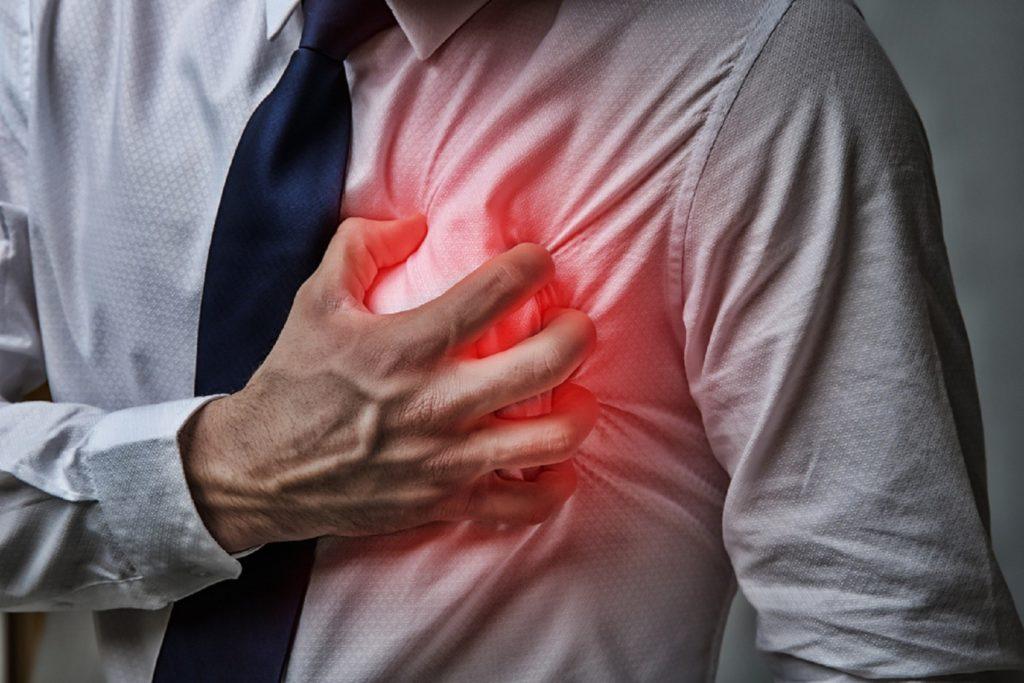 Проблема с сердцем