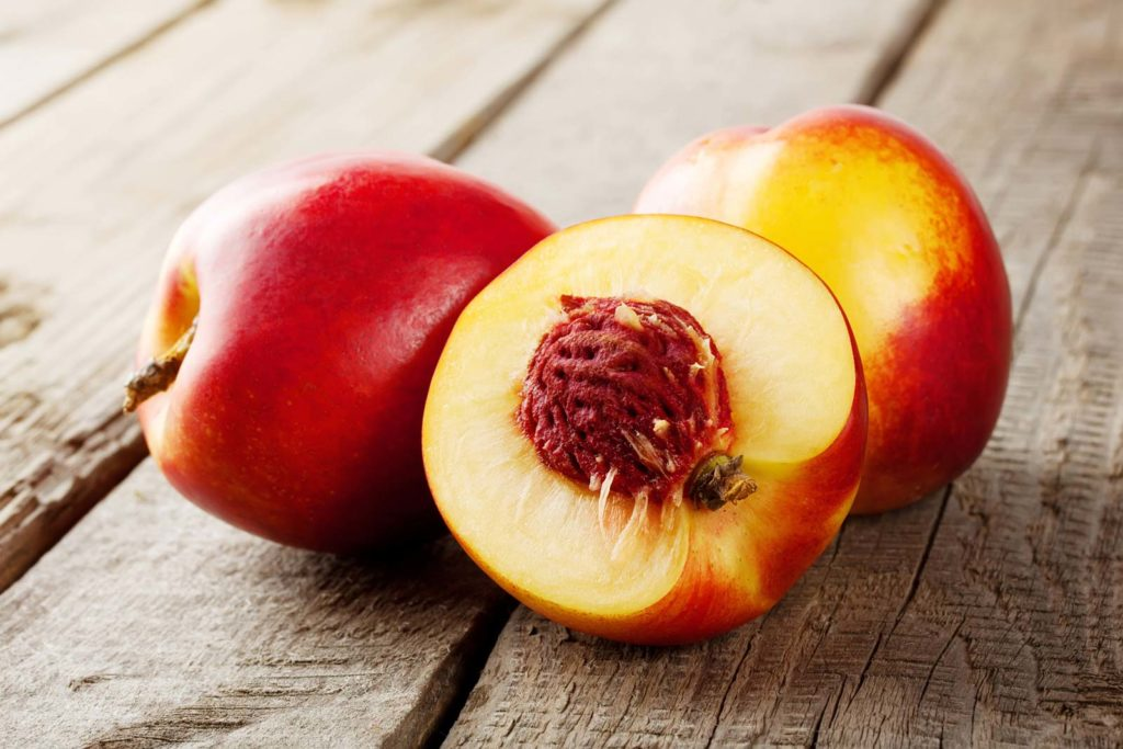Плод нектарина
