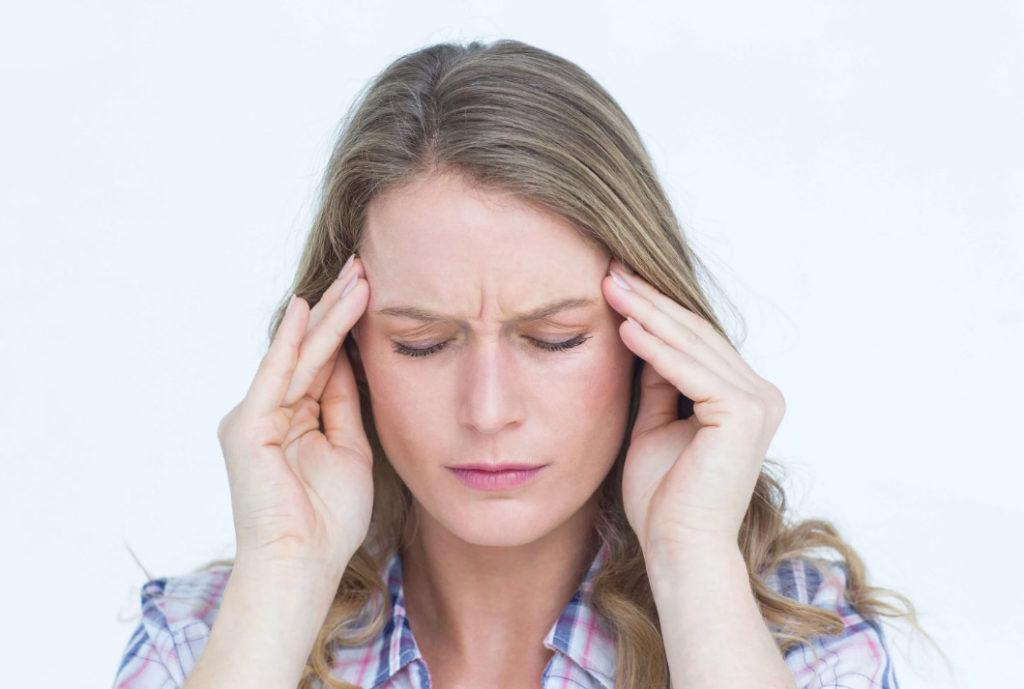 Мигренеподобная головная боль