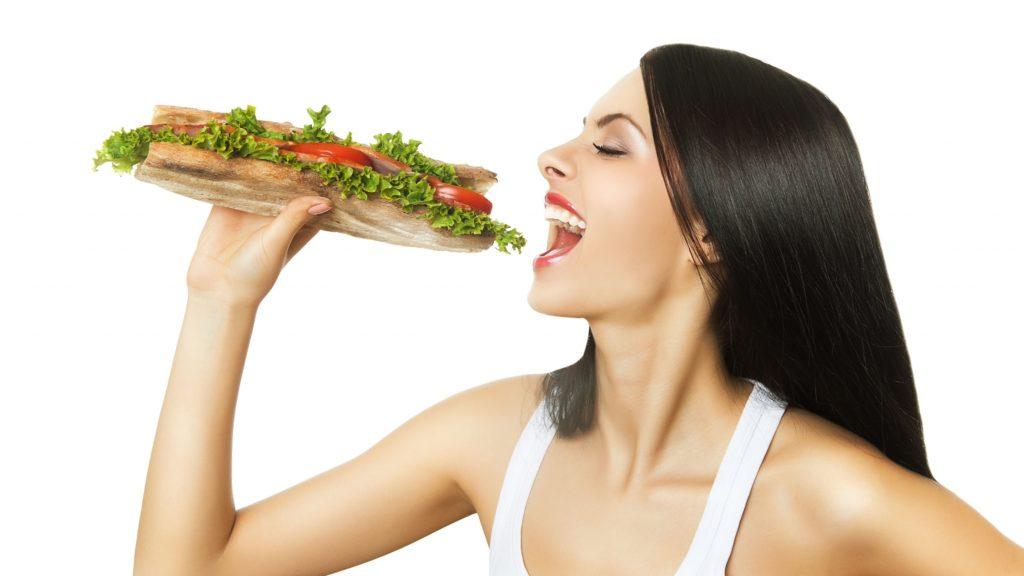 Повышения аппетита