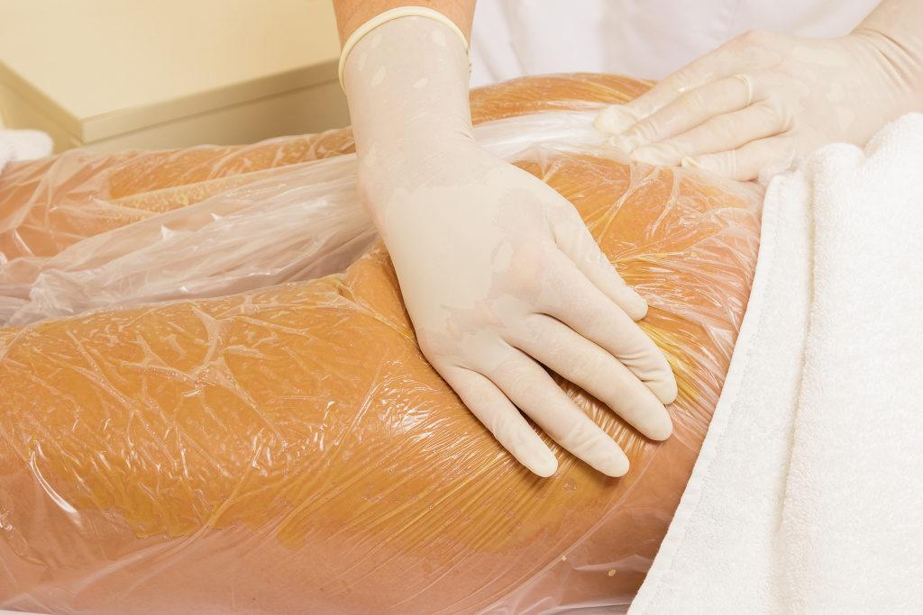 Процедура медового обертывания